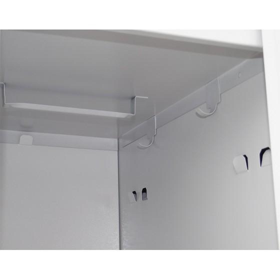Metal wardrobes SOM 4/120 (4/160)