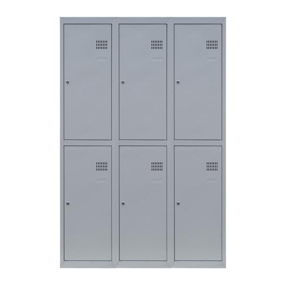 Шкафы металлические ШОМ 6/90 (6/120)