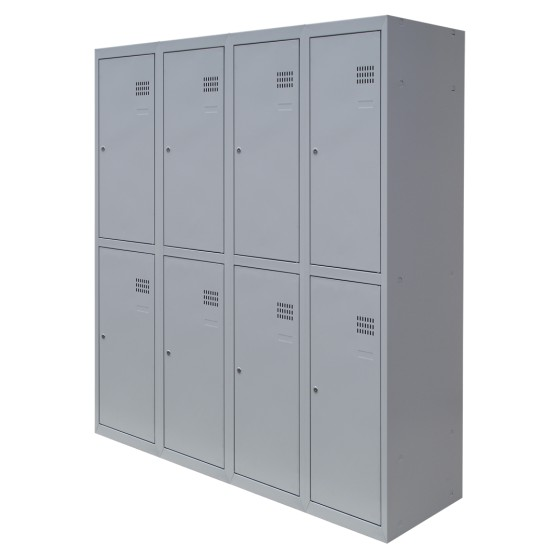 Metal wardrobes SOM 8/120 (8/160)