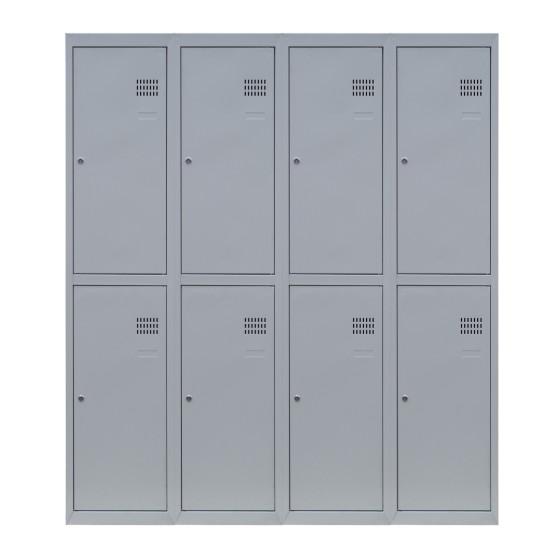 Шкафы металлические ШОМ 8/120 (8/160)