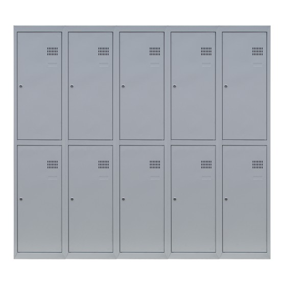 Metal wardrobes SOM 10/150 (10/200)