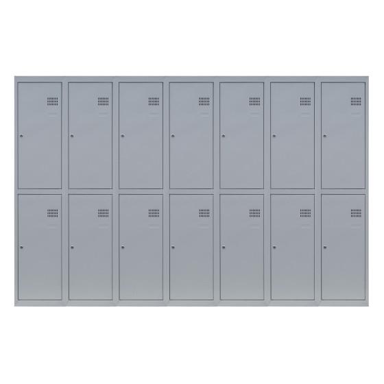 Шкафы металлические ШОМ 14/210 (14/280)
