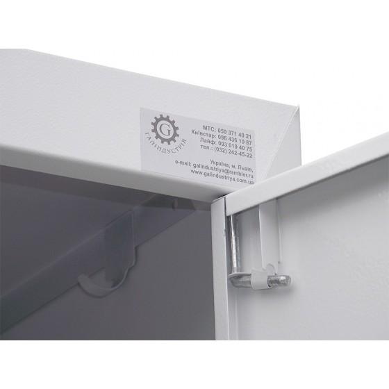 Шкафы металлические ШОМ 18/270 (18/360)