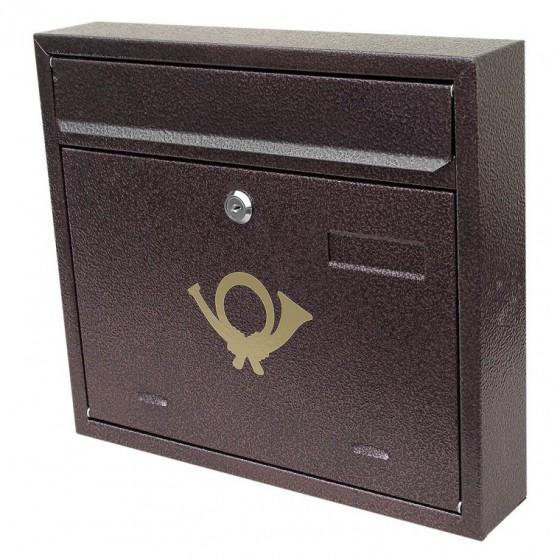 Скринька поштова індивідуальна СП-04