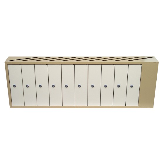 Mailbox for 10 apartments (YP-10A)