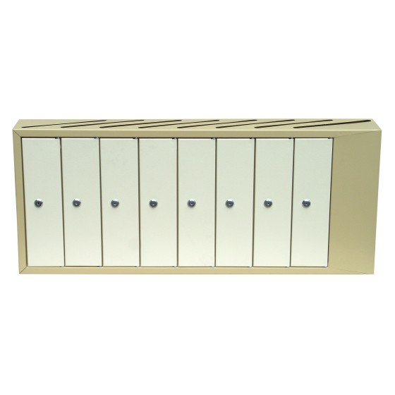 Mailbox for 8 apartments (YP-08A)