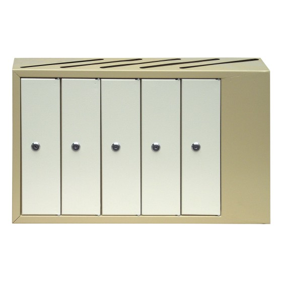 Mailbox multifamily YP-05A