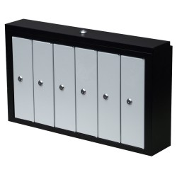 Mailbox for 6 apartments (YP-06G)