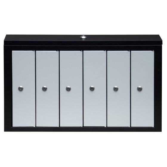 Ящик почтовый многоквартирный ЯП - вид спереди
