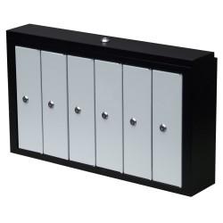 Ящик почтовый многоквартирный ЯП-Г