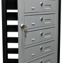 Скринька поштова багатоквартирна ЯП - вид спереду