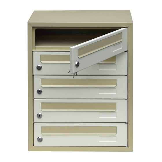 Ящик почтовый многоквартирный ЯП-05К