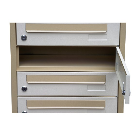 Mailbox multifamily YP-08K