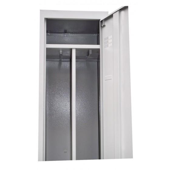 Шкафы для одежды с перегородкой ШОМ-П 10/400