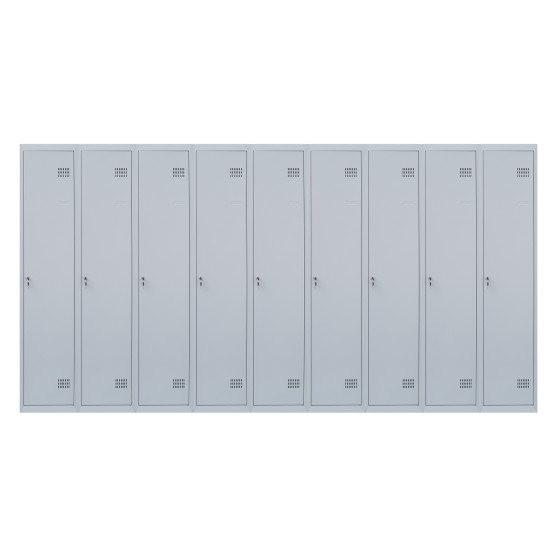 Metal wardrobes SOM 9/270 (9/360)
