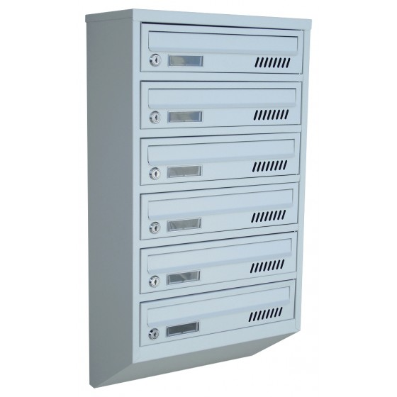 Sectional mailbox YP-E (price for 1 section)