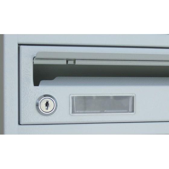 Секционный почтовый ящик ЯП-Е - входное отверстие для писем с клапаном