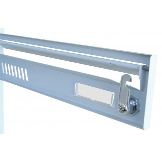 Секционный почтовый ящик ЯП-Е - фото замка дверцы