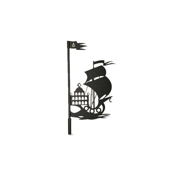 Указатель ветра УВ-11 (845х450 мм), (420х200 мм)