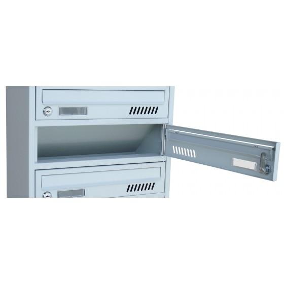 Ящик поштовий 6 секційний від виробника (ЯП-06Е)