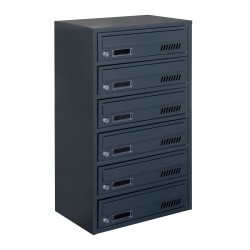 Multi mailboxes E2-A anthracite