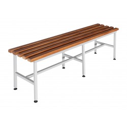 Dressing room bench without hanger (LG-1-2000)