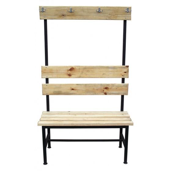 LG4 bench with a hanger 1655х980х380