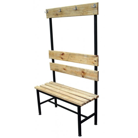 LG4 bench with a hanger 1655х980х380