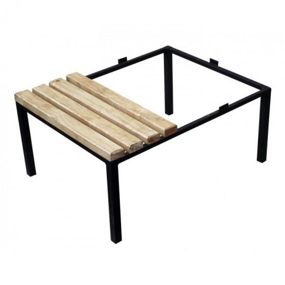 LG6 stand with bench 370х600х800