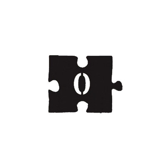 Checklist puzzle NDP-0 (60х45 mm)