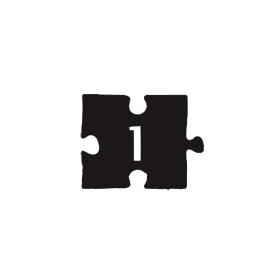 Checklist puzzle NDP-1 (60х45 mm)