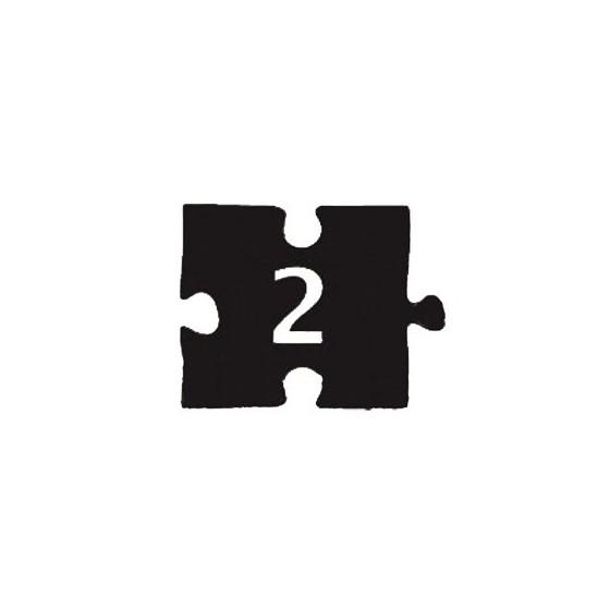 Checklist puzzle NDP-2 (60х45 mm)