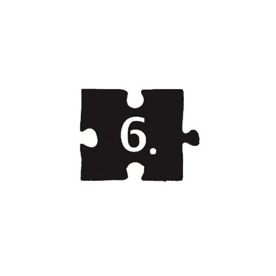 Checklist puzzle NDP-6 (60х45 mm)