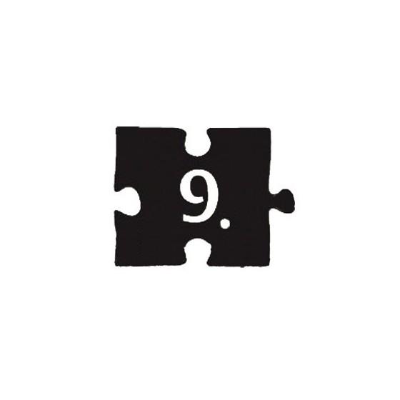 Checklist puzzle NDP-9 (60х45 mm)