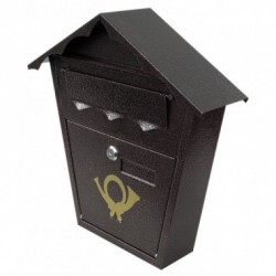 Скринька поштова індивідуальна СП-02