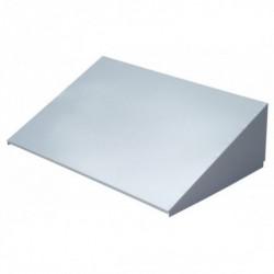 Козырек для шкафа металлического