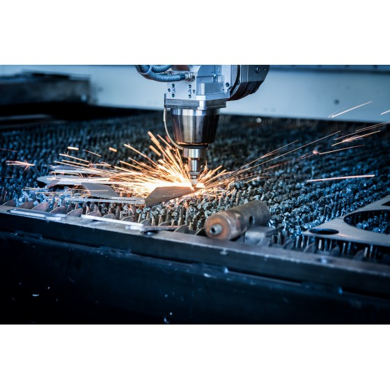 Лазерна різка металу