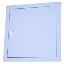 Inspection doors on a latch (RDz)
