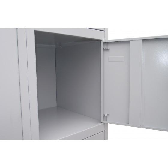 Шкаф металлический хозяйственный (ШГМ)