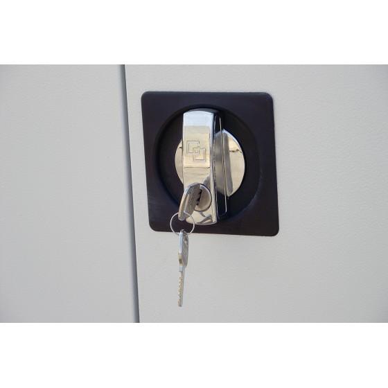 Шафа металева офісна для документів (ШМО)